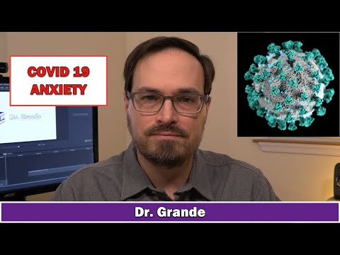 Pandemic Anxiety | Personality, Psychopathology, Philosophy, And Statistics