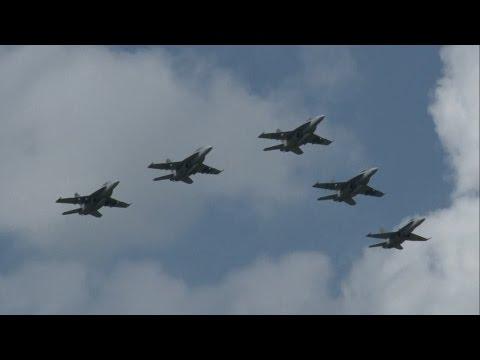 2014 NAS Oceana Airshow - Fleet Air Power Demonstration