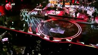 Festival de Viña 2012, Luis Miguel,  Medley