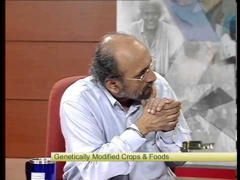 Panel Discussion on GM Crops and Food - Lok Sabha TV - March 2013 - Part 1