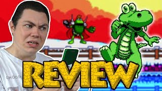 Croc Game Boy Color Review - Square Eyed Jak