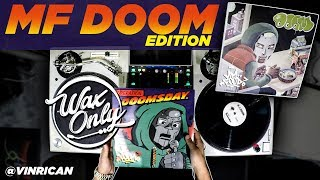 Discover Samples On Classic MF Doom Tracks! #WaxOnly