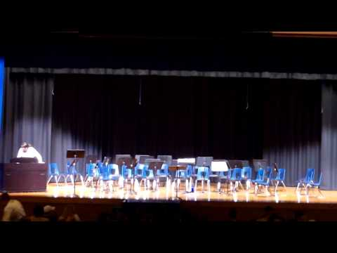 Lombardi Middle School Orchestra Spring 2015 Part 1