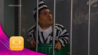 Los presos: El fusilado | ¡El Coque va! | Televisa Televisión