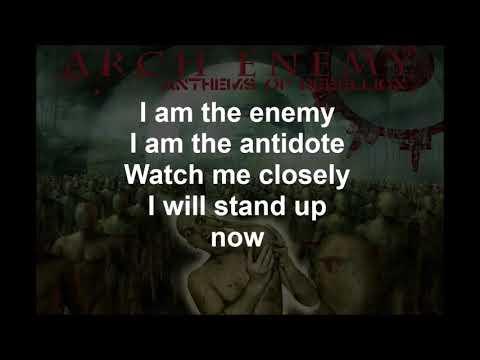 We Will Rise  - ARCHENEMY - Lyrics - 2003