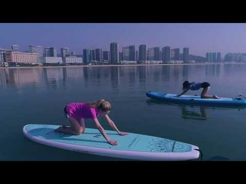 CruiserSUP® – Yoga Paddle Boards – Summer 2018