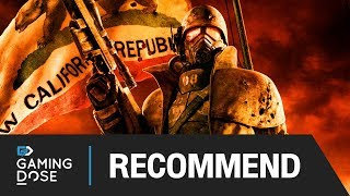 GamingDose:: Recommend - Fallout New Vegas thumbnail