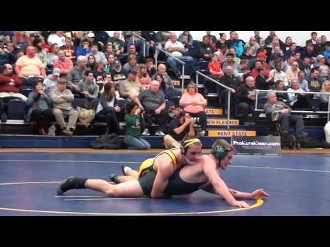 165 m, Isaac Bast, KSU vs John Vaughn, CSU