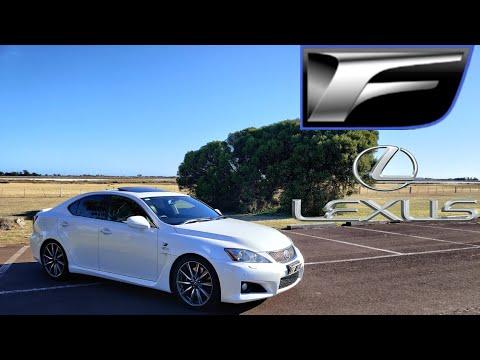 Lexus ISF V8 2UR-GSE // Walkaround, POV Drive, Start up, Exhaust, Mini Tour.