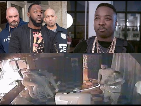 NYPD Arrest Podcaster Taxstone in Connection to Troy Ave/Irving Plaza Concert Shooting.