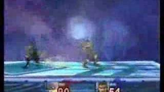 GON (Snake) VS SKYb (Falco)