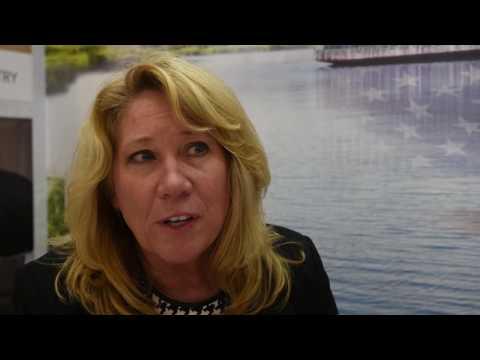 WTM 2016: Susan Shultz, director of sales, American Cruise Lines