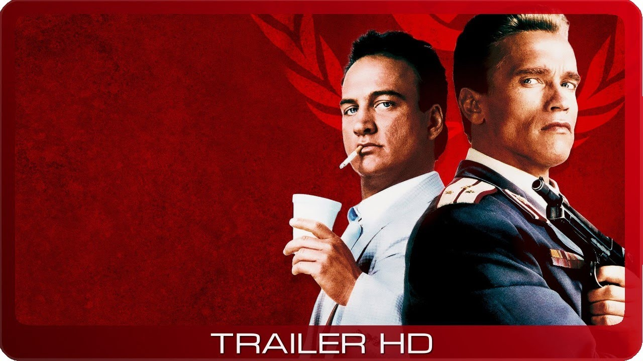 Red Heat ≣ 1988 ≣ Trailer ≣ German | Deutsch