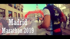 MAD.RUN Madrid Marathon 2019 - Maratón de Madrid 2019 - Runner's View