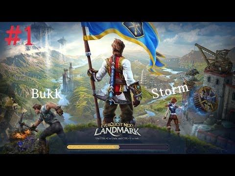 EverQuest Next Landmark | #1 | Let's Play česky | HD/720p |