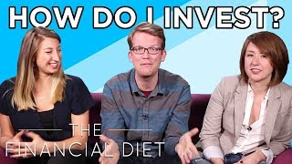 How to Invest (and other money questions with The Financial Diet)