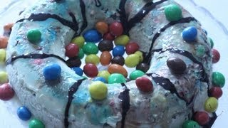 Tarta Helada de M'S (M'S ICE CREAM)
