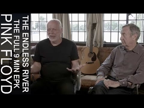 Pink Floyd - The Endless River - The full 9min EPK