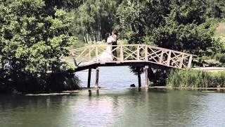 Свадьба в усадьбе Абрамцево