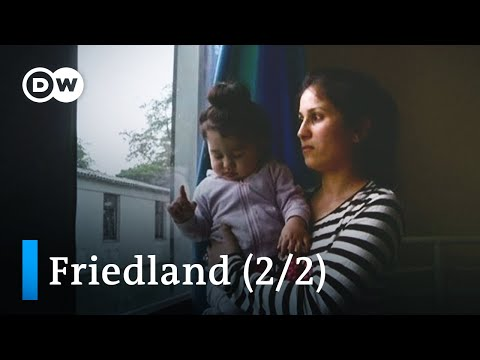 Germany's refugee safe haven - Transit camp Friedland (2/2) | DW Documentary
