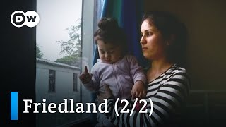 Germany's refugee safe haven - transit camp Friedland (2/2) | DW Documentary