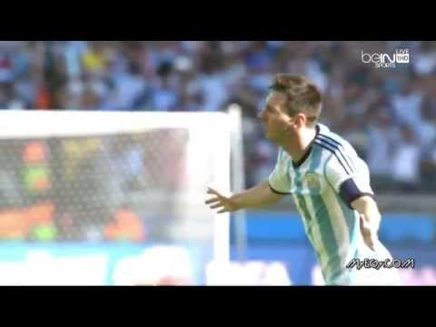 Argentina VS Iran , Worldcup 2014