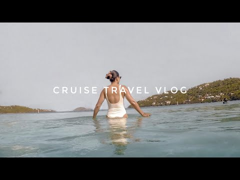CRUISE TRAVEL VLOG  2018 | One Week In The Caribbean