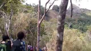 Pico De Loro traverse