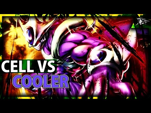 Perfect Cell Vs Cooler