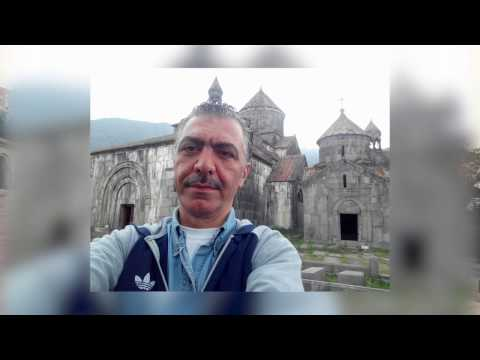 A Syrian Silversmith Turned Taxi Driver in Yerevan