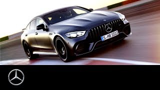Mercedes-AMG GT 4-Door Coupé: World Premiere | Trailer