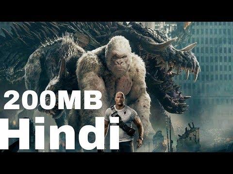 Rampage Hindi Dubbed Movie 200mb