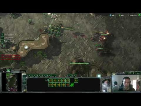 Boot-camping with Broag: Crazy Base-trade TvZ in Closes Quarters