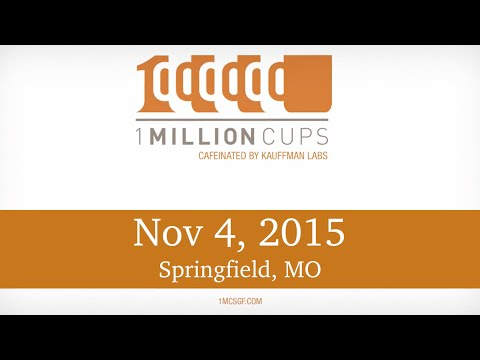 1 Million Cups--Springfield--Sweet Girl & Human Anyway