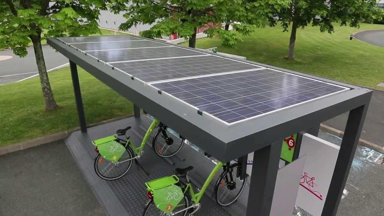 Vega station solaire plug play pour v los lectriques for Panneau solaire plug and play