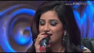 Melody queen Shreya Ghosal Without autotune