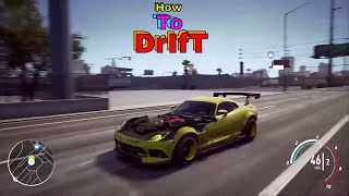 HOW TO DRIFT - NEED FOR SPEED PAYBACK
