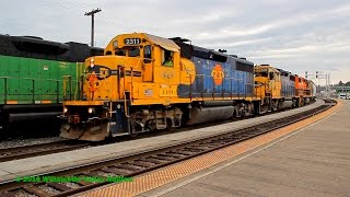 The true workhorse for many railroads continues to be EMD locomotiv...