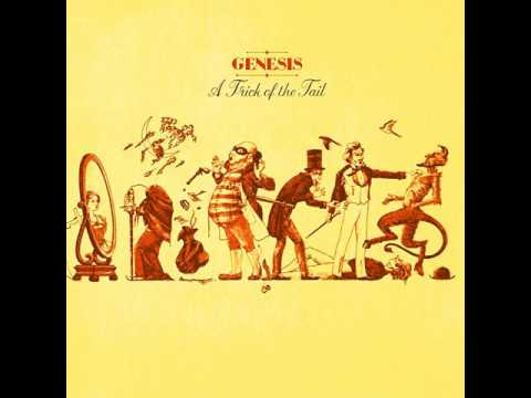 Genesis - A Trick Of The Tail (Full Album, Non-Remastered)