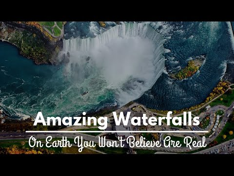 Top 15 Amazing Waterfalls On Earth You Won