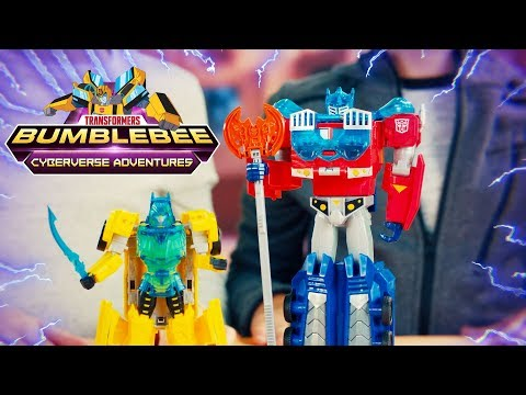 bumblebee-&-optimus-prime-toy-unboxing!-|-transformers-bumblebee-cyberverse-adventures