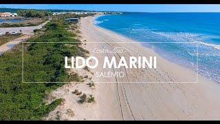 Cartina Puglia Lido Marini.Lido Marini 4k Coste Del Sud It