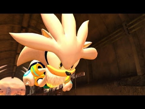 Sonic Generations [Xbox 360] - Silver the Hedgehog Rival Battle