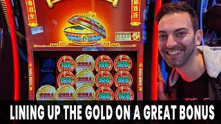 🌠 GOLDEN BONUS Win on Rising Fortunes 💵 FIRST SPIN BONUS on Dollar Storm! 🌩 #ad