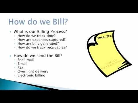 Billing Basics