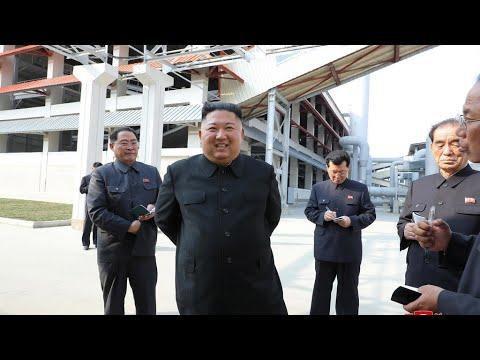 Corée du Nord: première apparition publique de Kim Jong-un en trois semaines