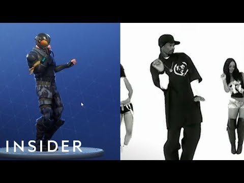 Fortnite And The Milly Rock Debate: Can You Copyright A Dance Move? Mp3