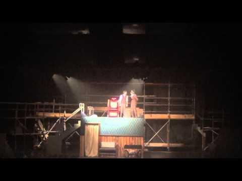 American School of Doha presented Sweeney Todd (part 2)
