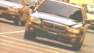 Hyundai Grandeur XG - 1998 Global Ad Launch