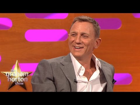 Daniel Craig's Dangerous Bond Stunt Injuries  The Graham Norton
